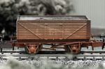 Dapol 2F-071-004 LMS 7 Plank Weathered - N Gauge